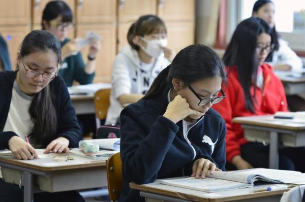 Kore'de Miyop Olan Çocukların Sayısı Hızla Artıyor