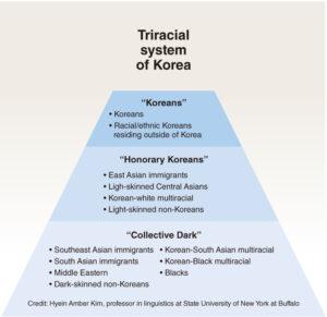Ne Kadar Beyaz O Kadar İyi: Kore'nin Irkçı Hiyerarşisi